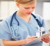 doctor ordering drugs
